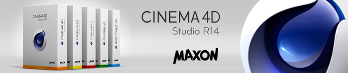 Maxon Cinema 4D R14